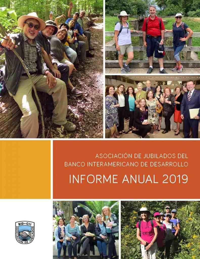XL REUNION ANUAL DE LA ASOCIACIÓN – CLAUSURA E INFORME ANUAL 2019