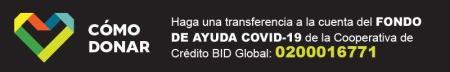 Anuncio sobre Fondo de Ayuda COVID-19