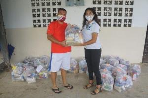 Panamá - Food Baskets and Hygiene Kits for Low Income Families in Caimitillo Centro - Pastoral Juvenil, Capilla San Antonio de Padua