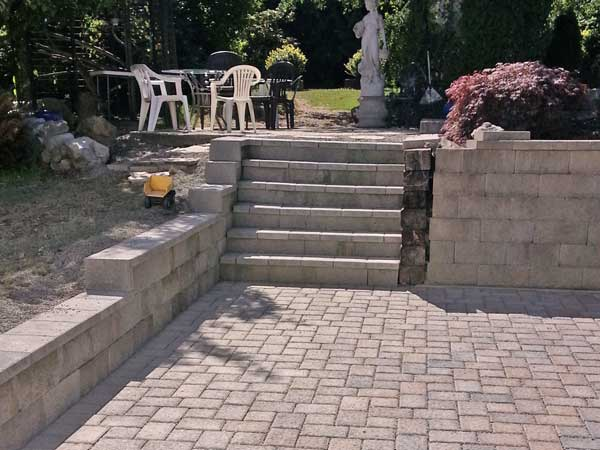 thurston county paver and drainage