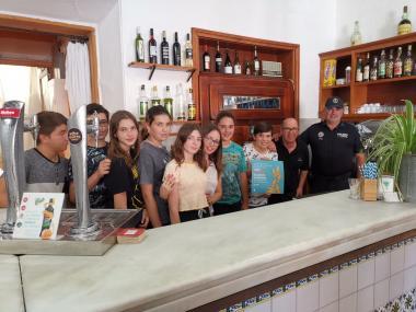Campanya informativa de prohibició de venda de begudes alcohòliques a menors