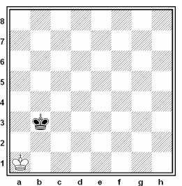 ¿A cuántas casillas se puede mover el rey blanco?