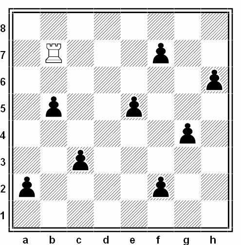 La torre de ajedrez