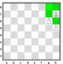 El rey de ajedrez
