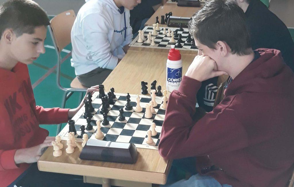 Torneo de Ajedrez escolar