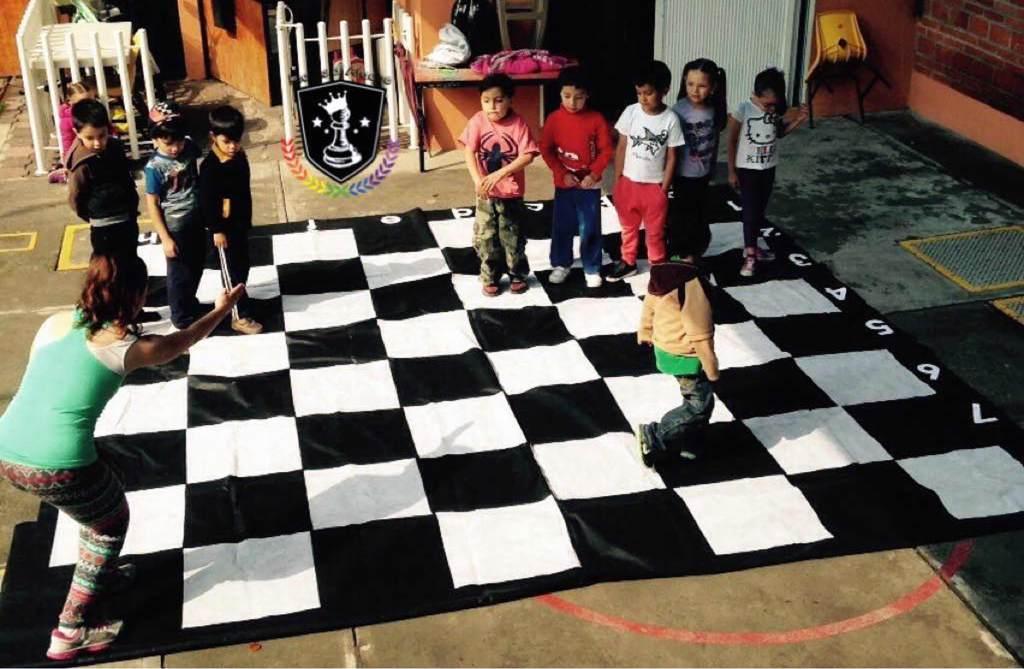 Las transversalidades del ajedrez