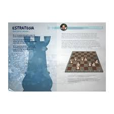 estrategia ajedrez escolar