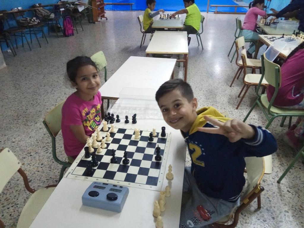 recreo ajedrez educativo