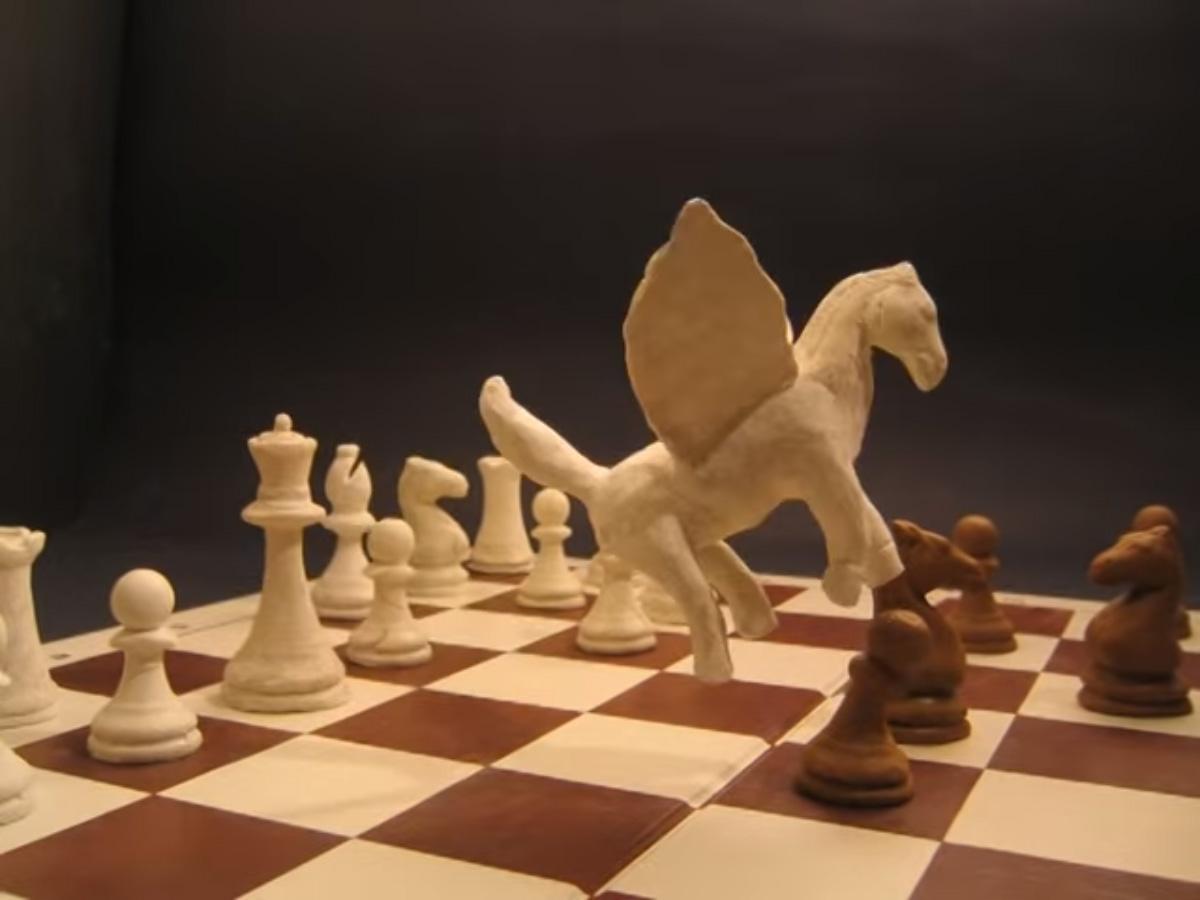 animacion ajedrez