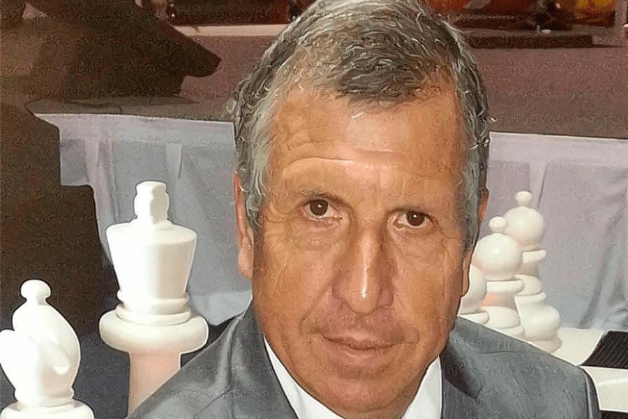 joaquin fernandez amigo ajedrez