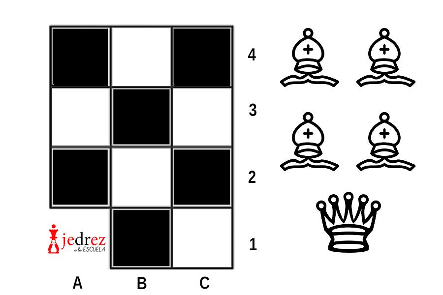 Puzzle de ajedrez