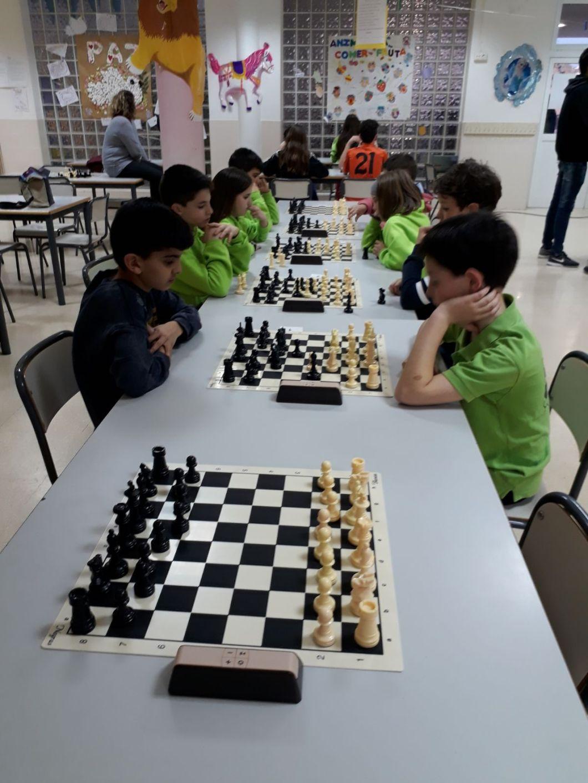 Juegos Escolares de Teruel en Alcañiz