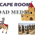 ESCAPE ROOM EN LA EDAD MEDIA