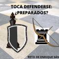 Toca defenderse