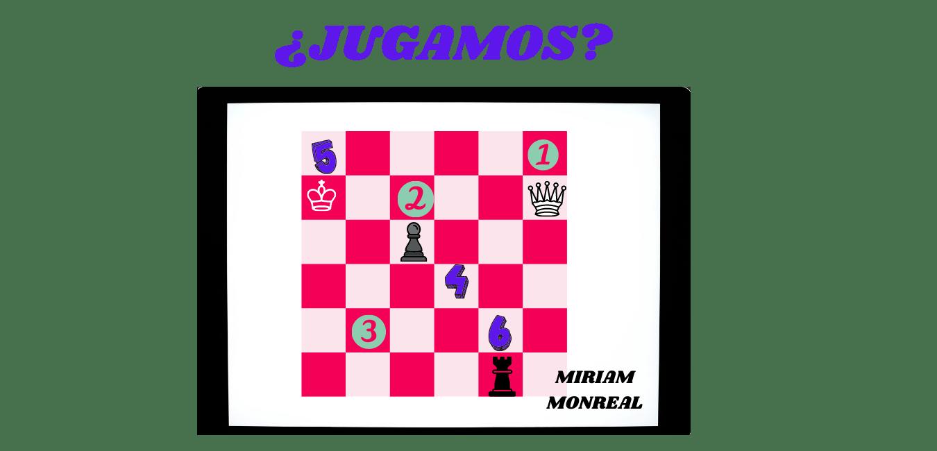 ¿Jugamos con el ajedrez y las matemáticas?