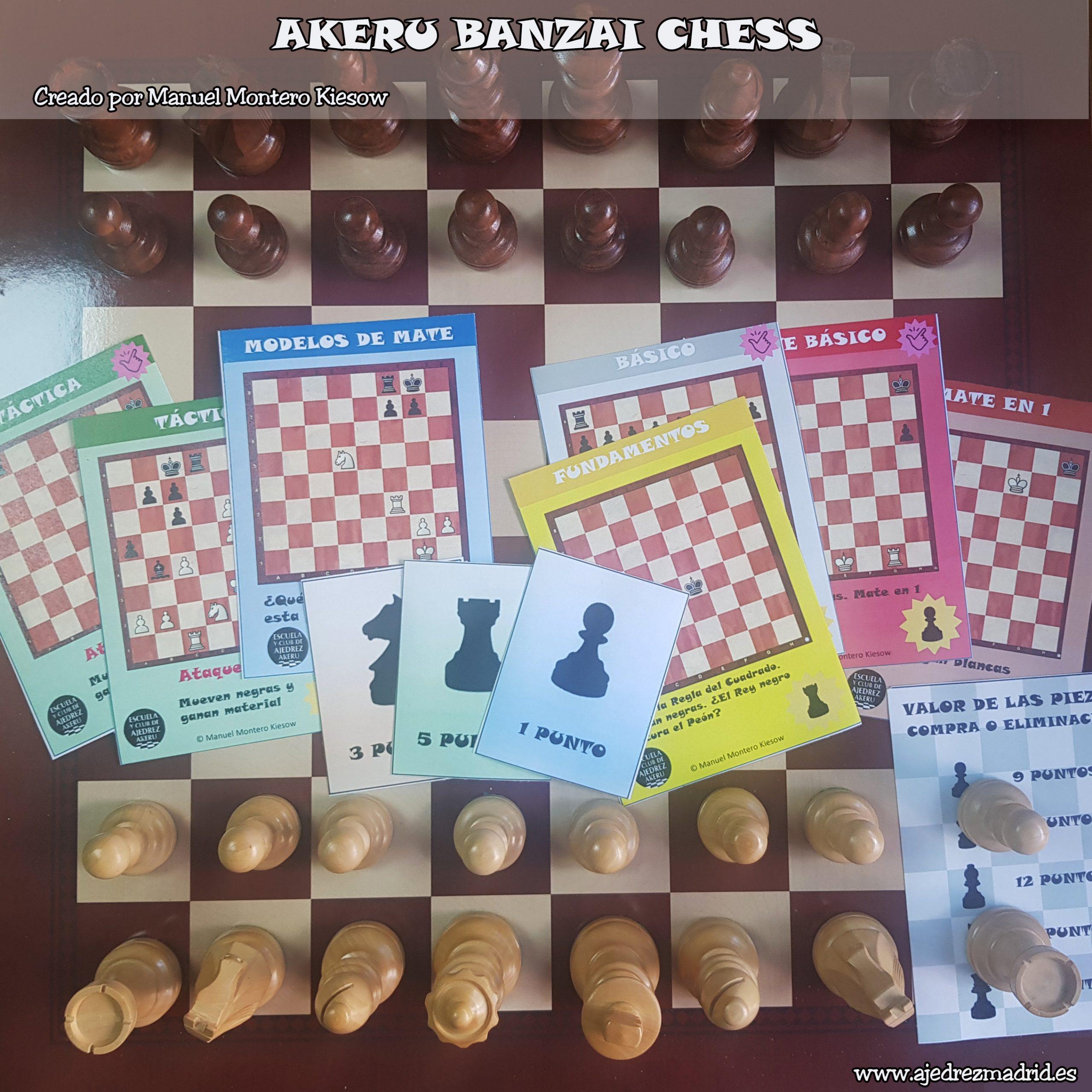 AKERU BANZAI CHESS