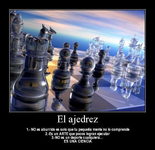 Beneficios que nos brinda jugar Ajedrez