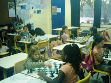 Docencia ajedrecística - Liceo Francés