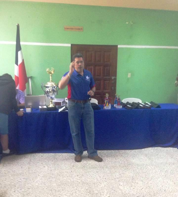 Inauguración del evento infantil Pequeños Pensadores Charla sobre Capablanca - 06/2016
