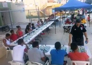 Simultánea Club Escuela Los Guaricanos dic. 2016