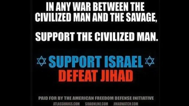 support the civilized man