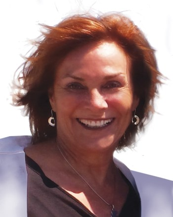 Linda Fossi owner of Bellissimo's Boutique Hotel
