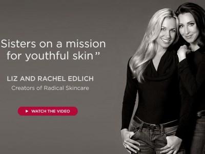 sisters on a mission-Radical Skincare