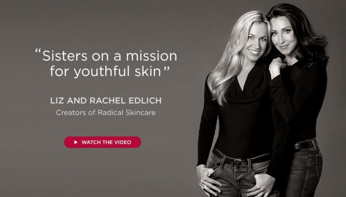 sisters on a mission-Radical Skincare