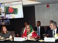বাংলাদেশে বিনিয়োগ করতে মার্কিন ব্যবসায়ীদের আহ্বান প্রধানমন্ত্রীর