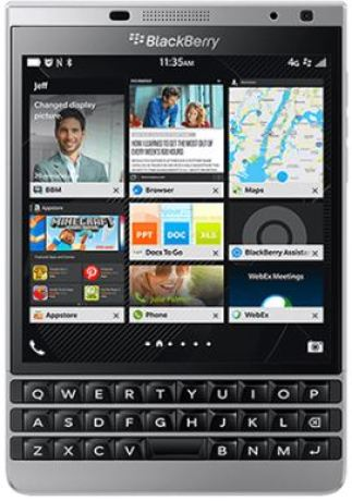 BlackBerry Passport Price In Bangladesh.