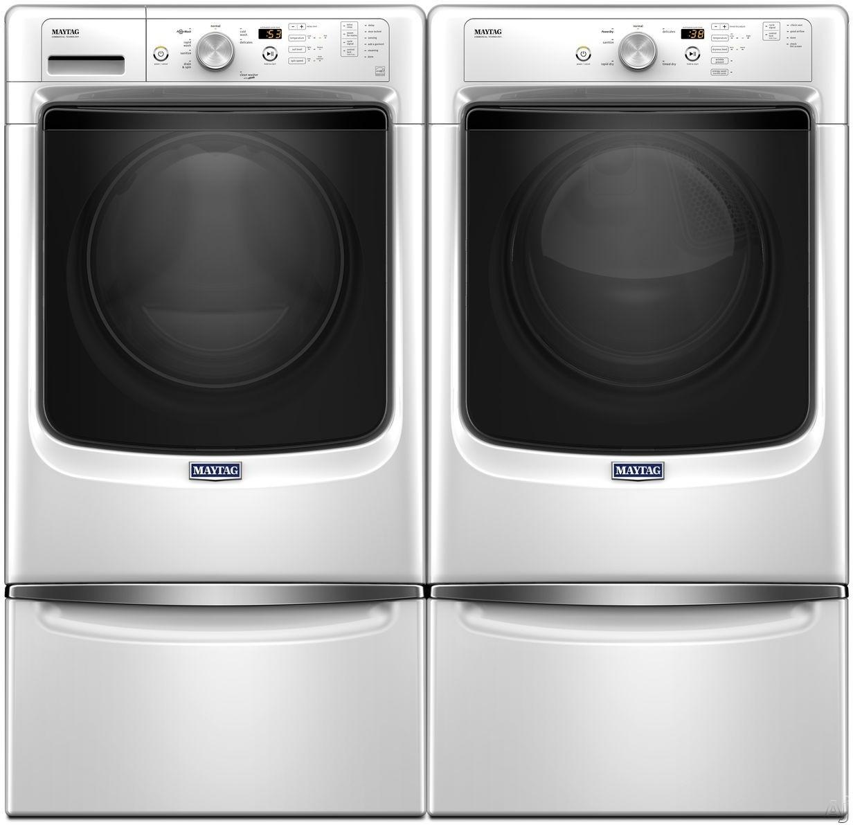 Washer And Dryer Pedestals