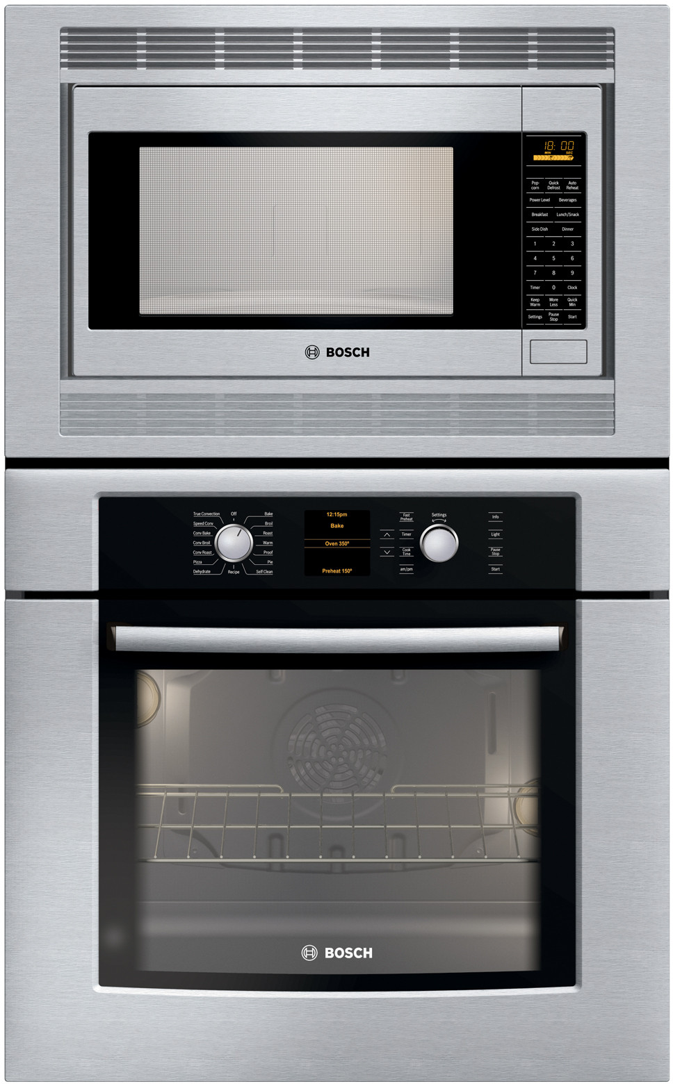 granica bosch microwave
