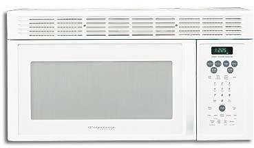 range microwave oven bisque