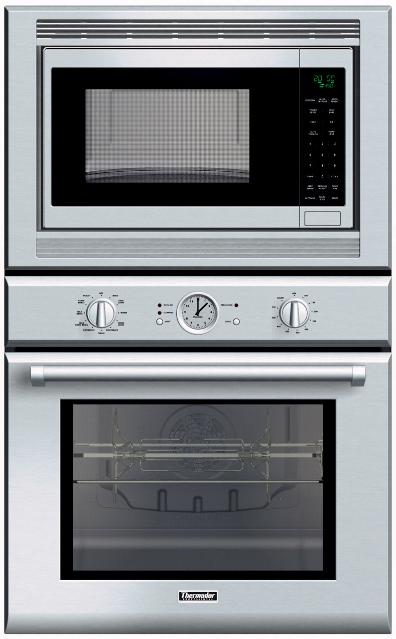 30 inch combination wall oven