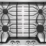 Frigidaire Ffgc3026ss 30 Inch Gas Cooktop With 4 Sealed Burners Continuous Grates Low Simmer Burner Control Knobs Electronic Ignition Liquid Propane Conversion And Ada Compliant Stainless Steel