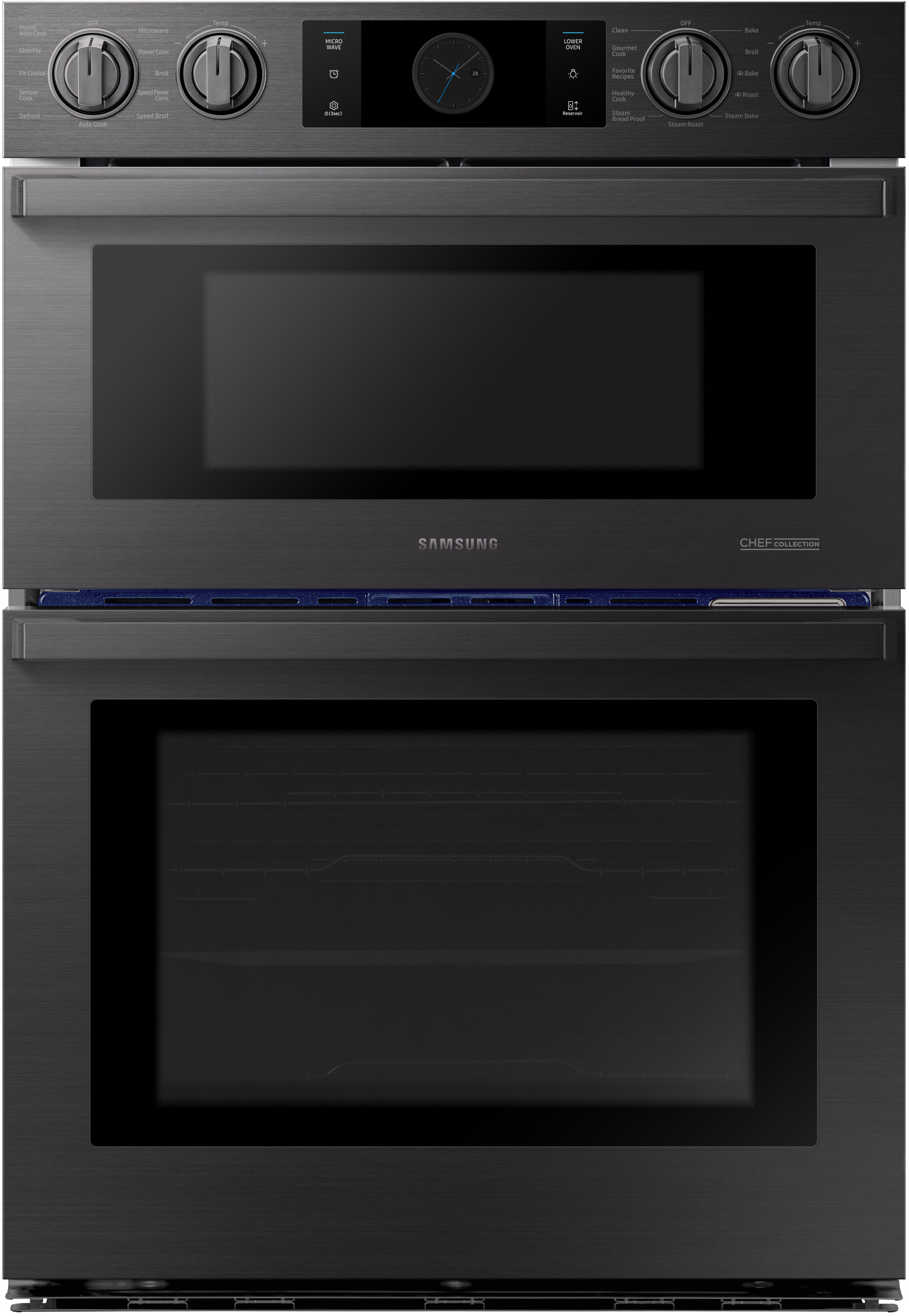 wall oven with wi fi