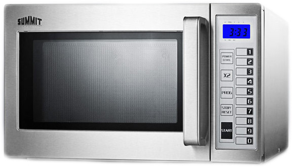 summit 0 9 cu ft commercial countertop microwave
