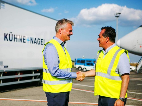 Budapest Airport has welcomed Kuehne + Nagel, one of the leading logistics companies worldwide and the market leader in Hungary, to its cargo community, ahead of the construction of Cargo City, a new dedicated freight centre, which will commence this summer.