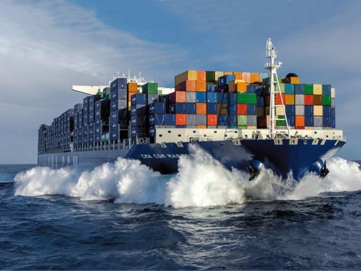 CMA CGM Group to set U.S. East Coast and Canada Big Ship Record with the CMA CGM MARCO POLO | AJOT.COM
