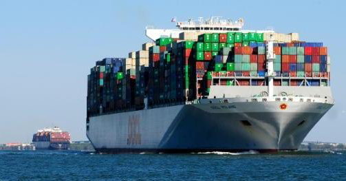 Big ship deployment was a driver of SCPA's record May container volumes, which increased 8.2 percent over TEUs handled in May 2017.