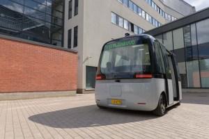 Suomalainen Sensible 4 valittiin maailman parhaaksi itseajavien ajoneuvojen startupiksi
