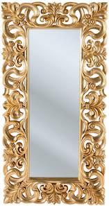 Spiegel mit Gold-Ornamenten (kare-design.com)