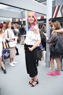 Fashion Week Street styles