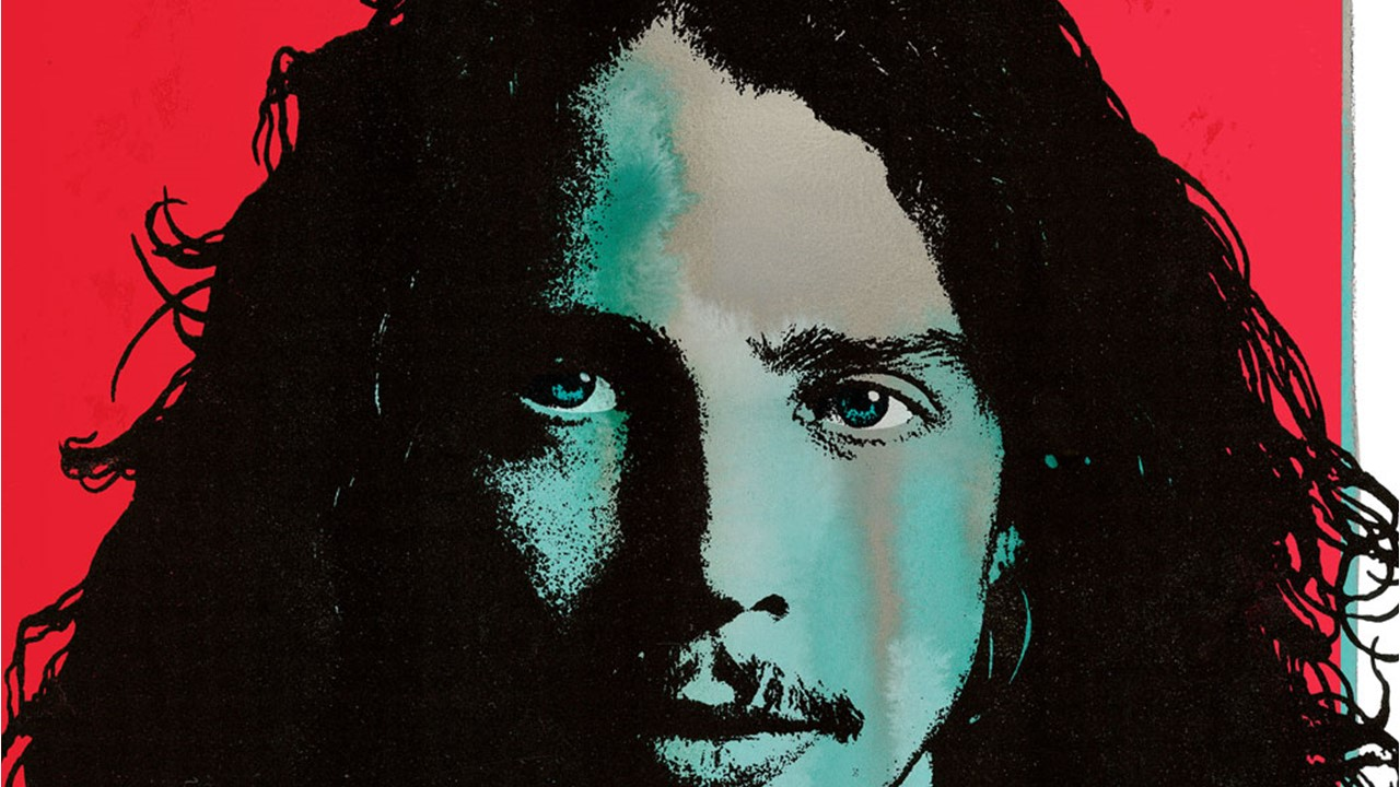 This guy has been tagged to play Chris Cornell in the biopic - A Journal of Musical Things