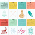 Calendars | Free Printable