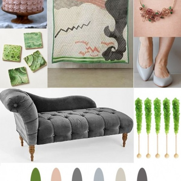 Color Muse: Dusty Patchwork