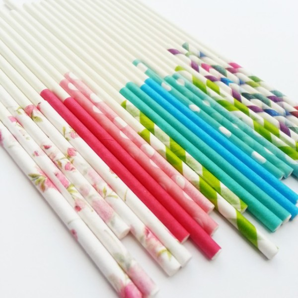 DIY Custom Lollipop Sticks