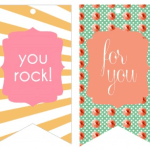 Any Occasion Gift Tags | Free Printable Friday
