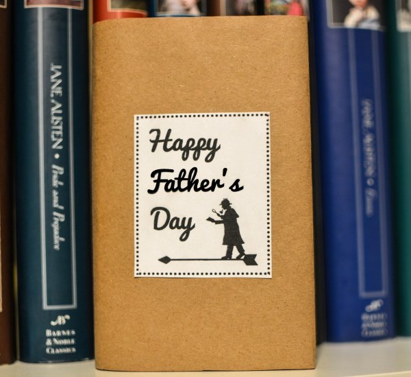 Father's Day Book Covers