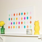Easy Geometric Wall Art